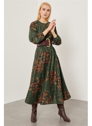 Armalife Elbise Yeşil